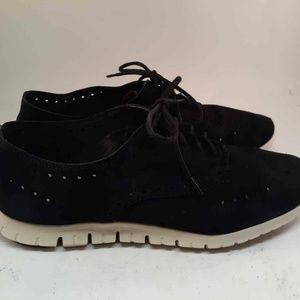 Cole Haan Womens Zerogrand Wingtip Oxford Shoes 9B